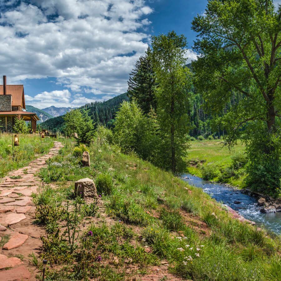 Farmhouse at River Camp