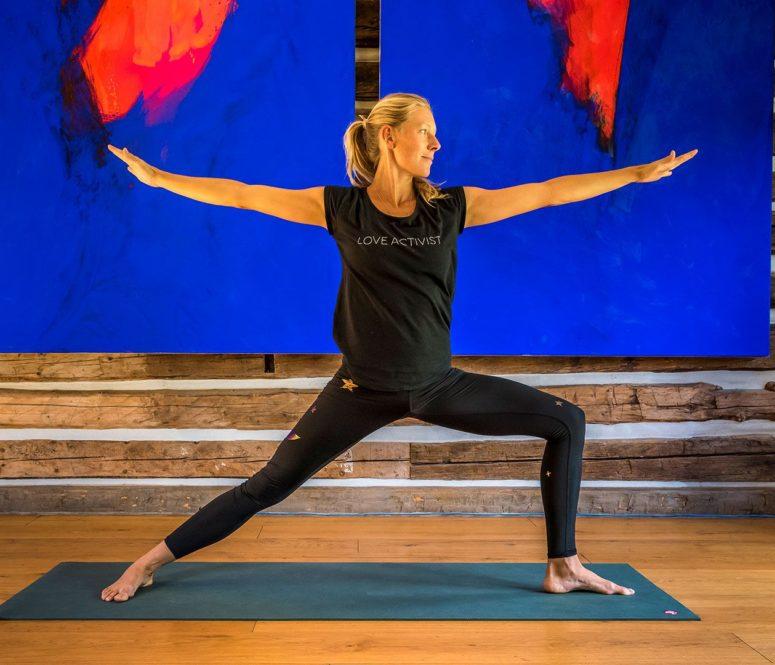 Yoga at Dunton