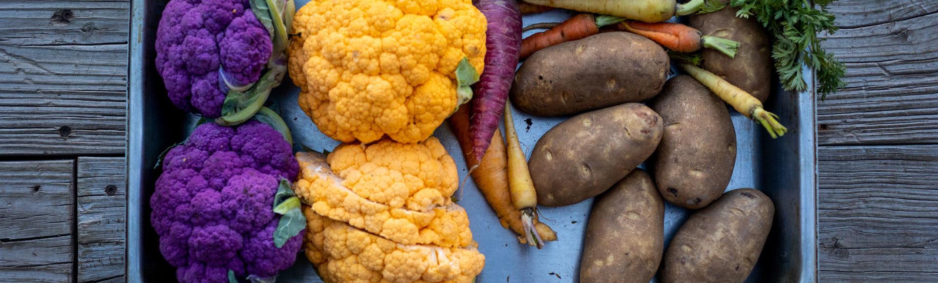 Local produce - Dunton