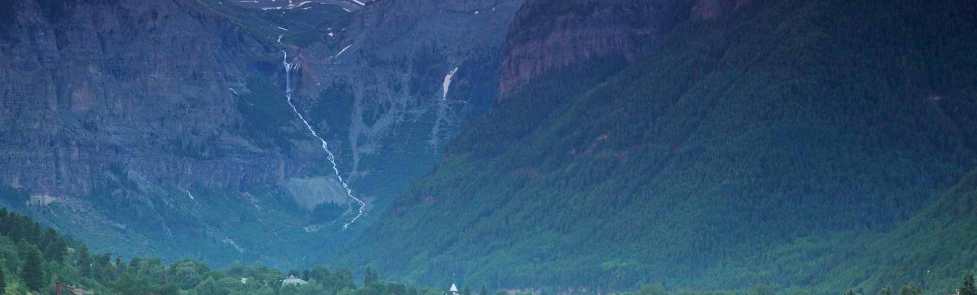 Telluride valley Elk